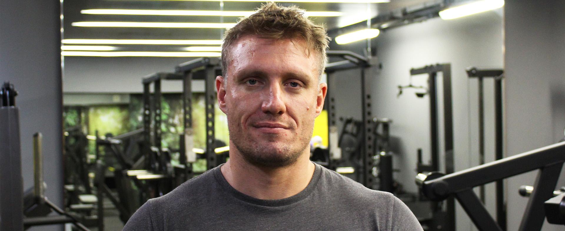 Richard Cross Studio Trainer The Cut Gym London