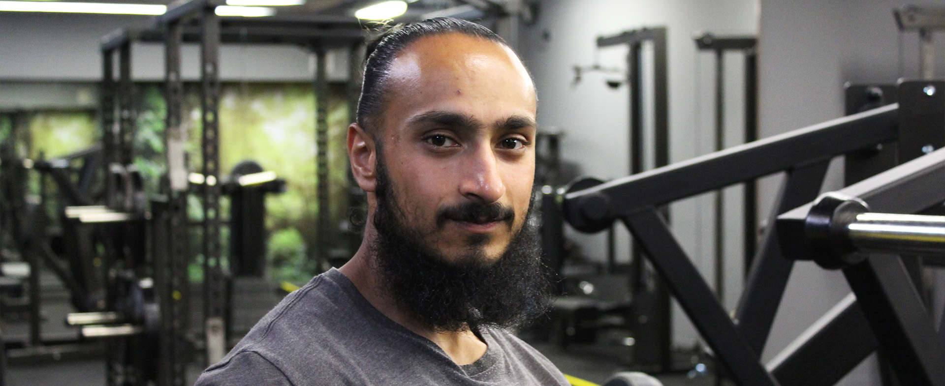 Indi Rajpal Studio Personal trainer at the Cut Gym London