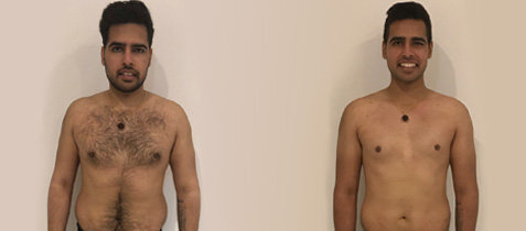 Body Transformation Akash