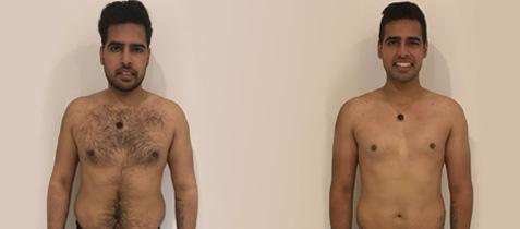 Body Transformation Akash