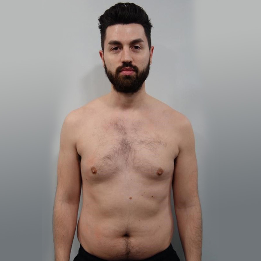 Andrew Body Transformation