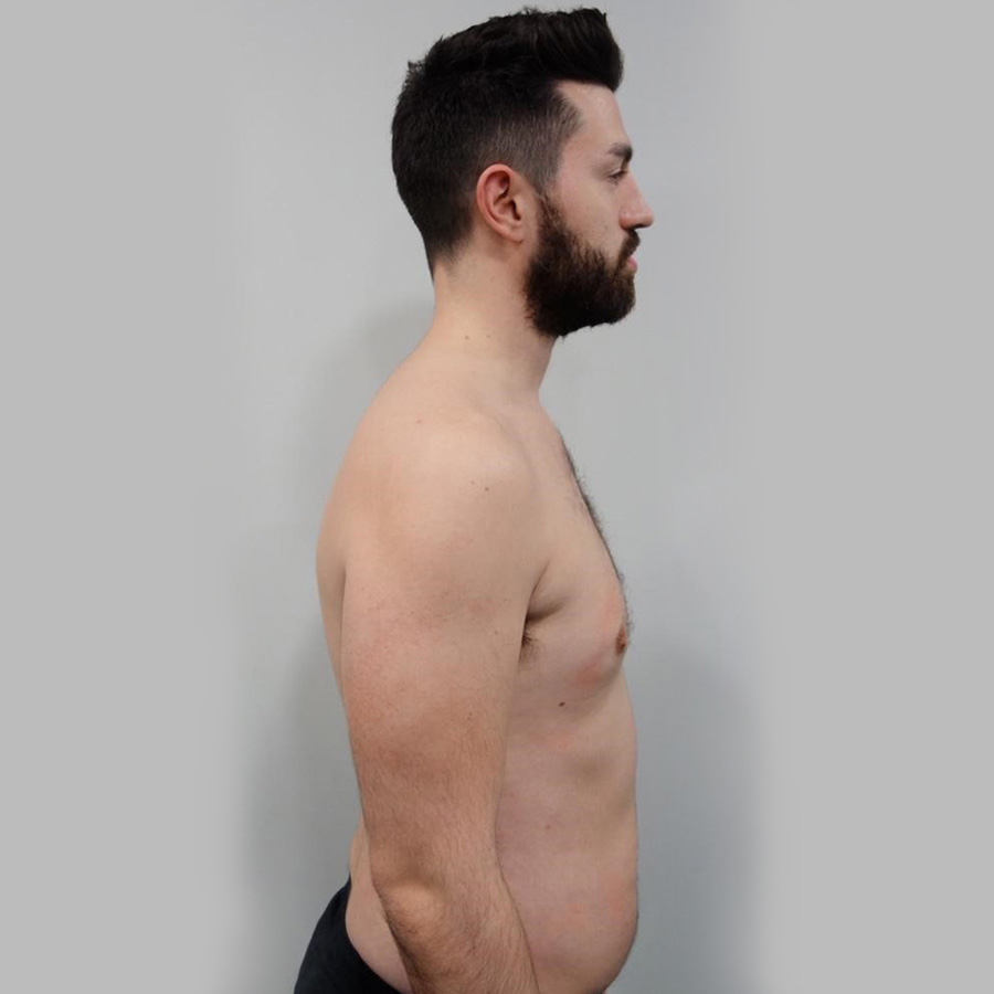 Andrew's Body Transformation