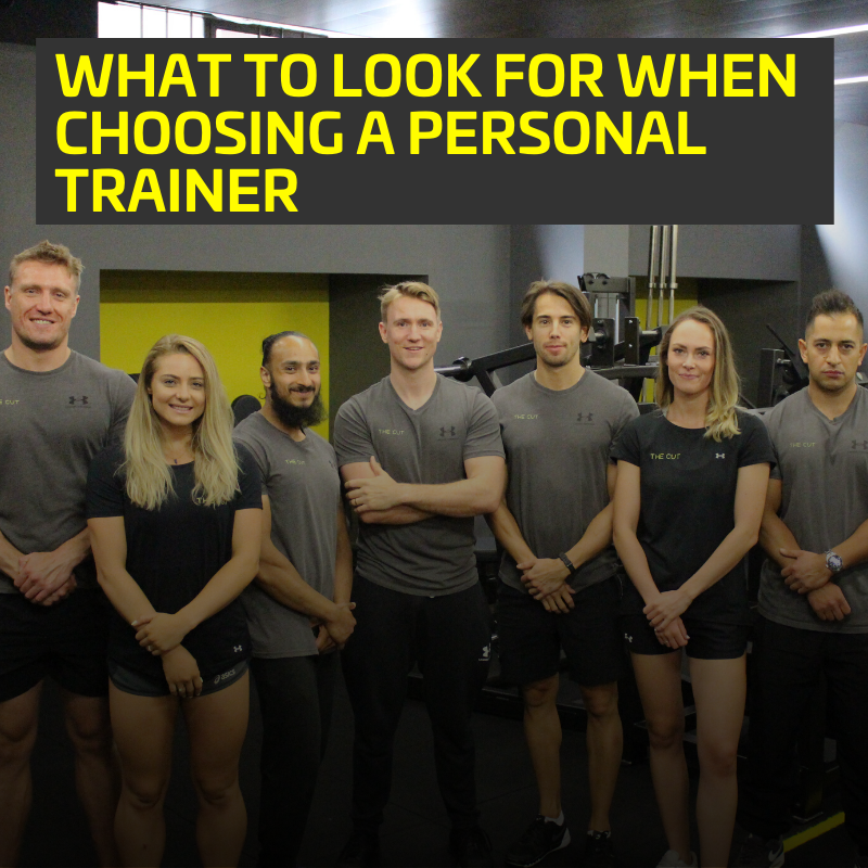 Personal Trainer Bank
