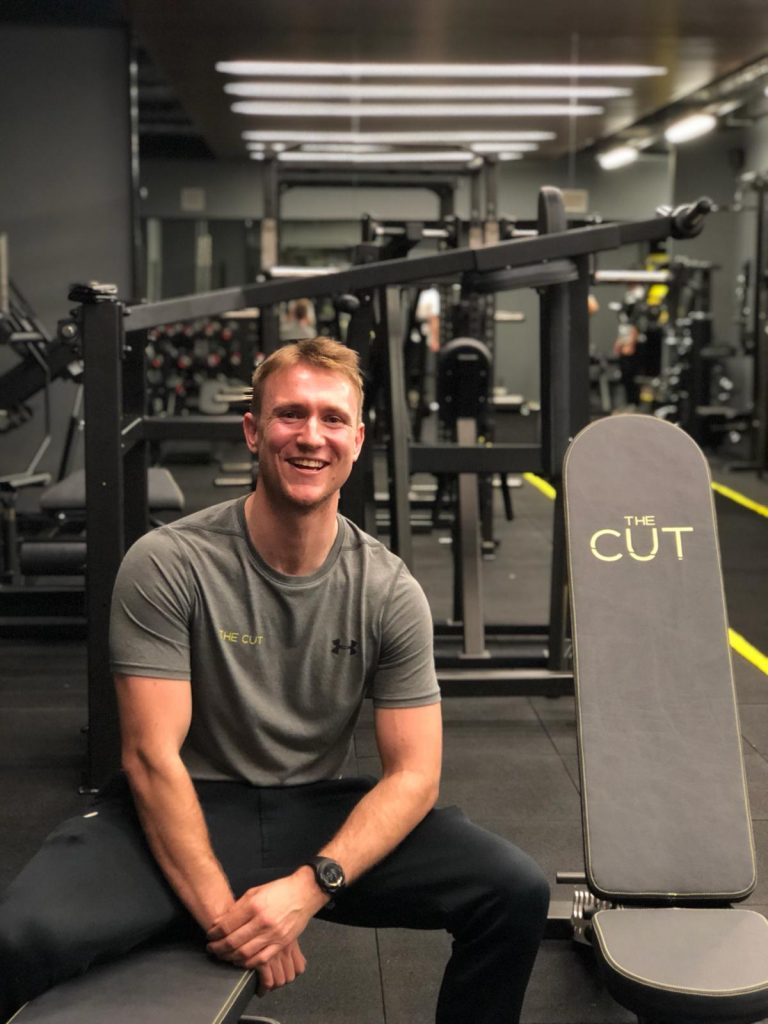 Personal trainer Steve